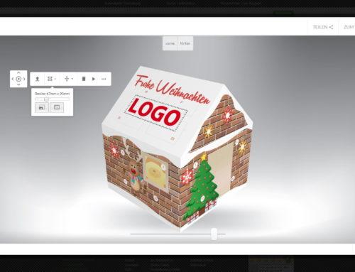 Kalender Shop 3D-Online-Designer