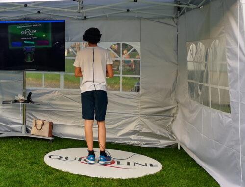VR-Erlebnis am Cine Happening Lyss