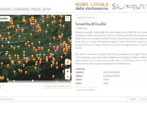 Nums LocalsGoogleMaps Webapplikation