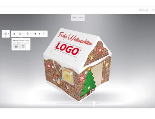 Kalender 3D-Online-Designer