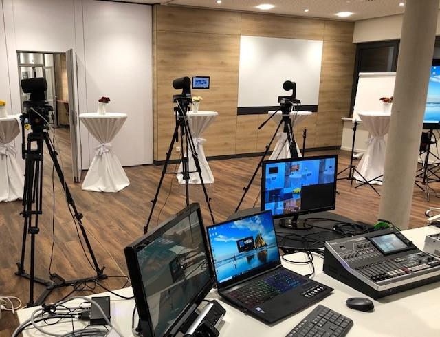 Live Streaming Podiumsdiskussion JobStartMarkt 4