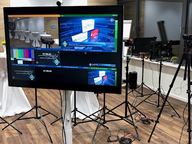 Live Streaming Podiumsdiskussion JobStartMarkt 5
