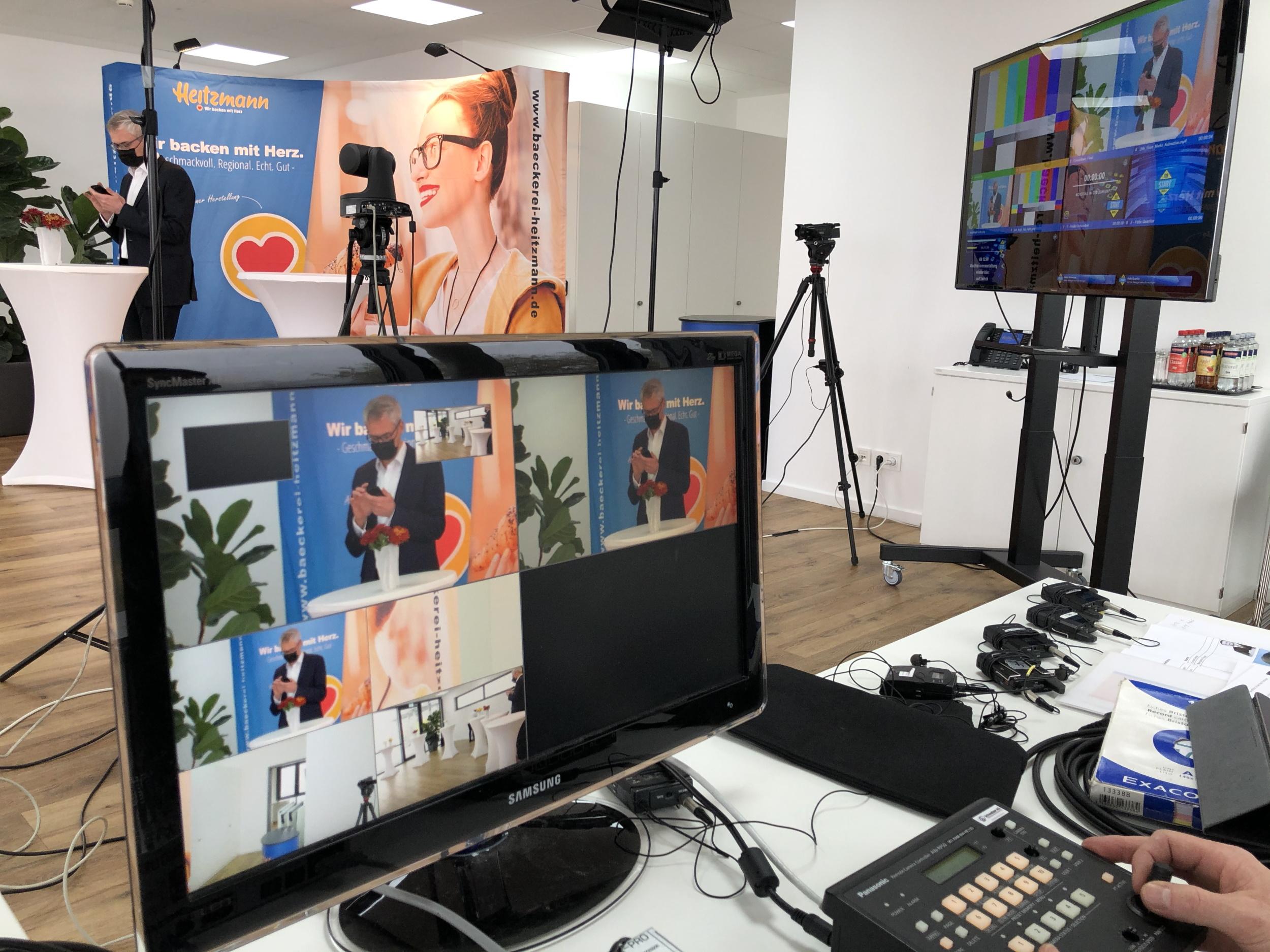 Live Streaming Podiumsdiskussion JobStartMarkt 3