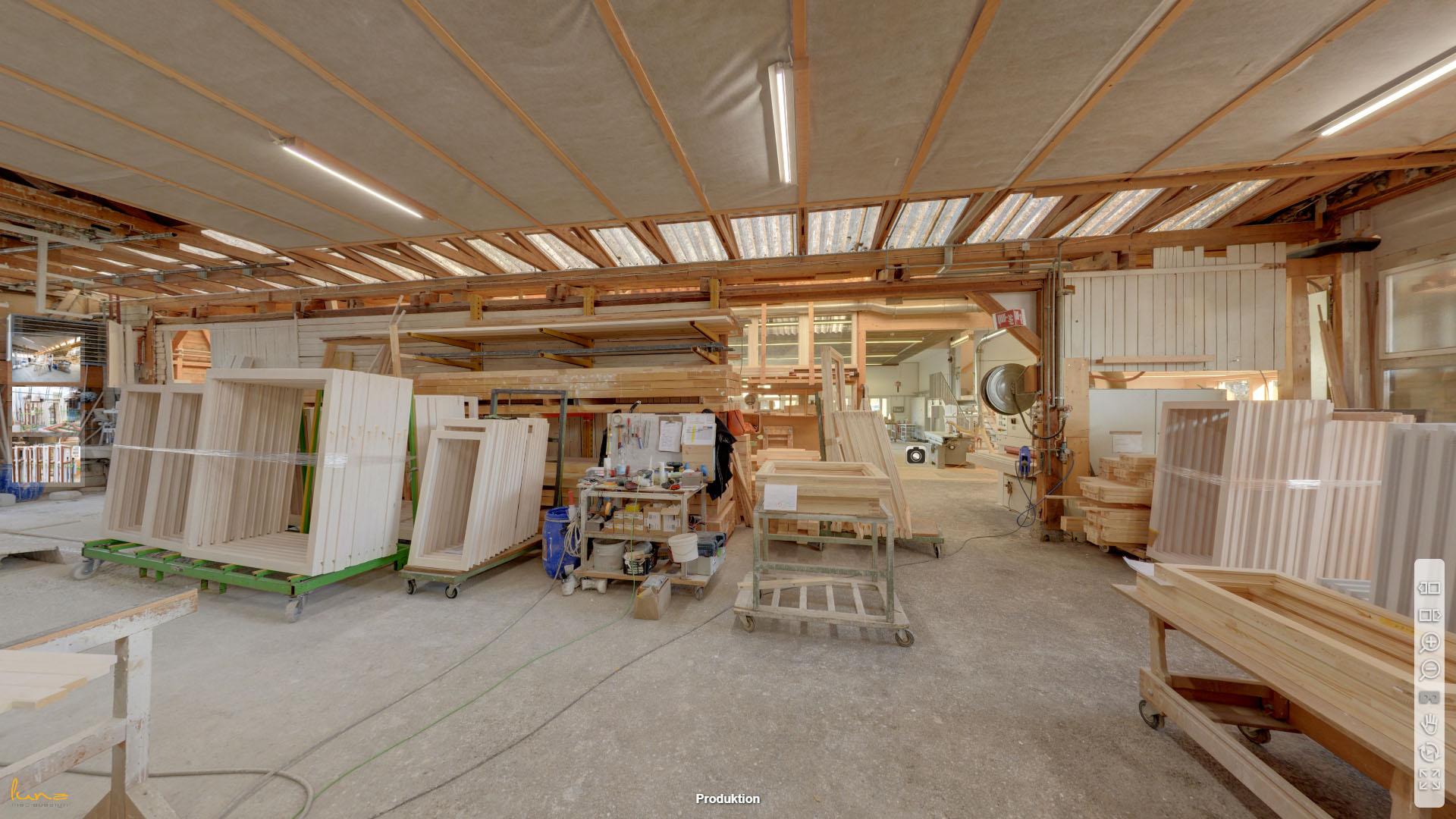 Mueller Fenster AG Thurgau Produktion