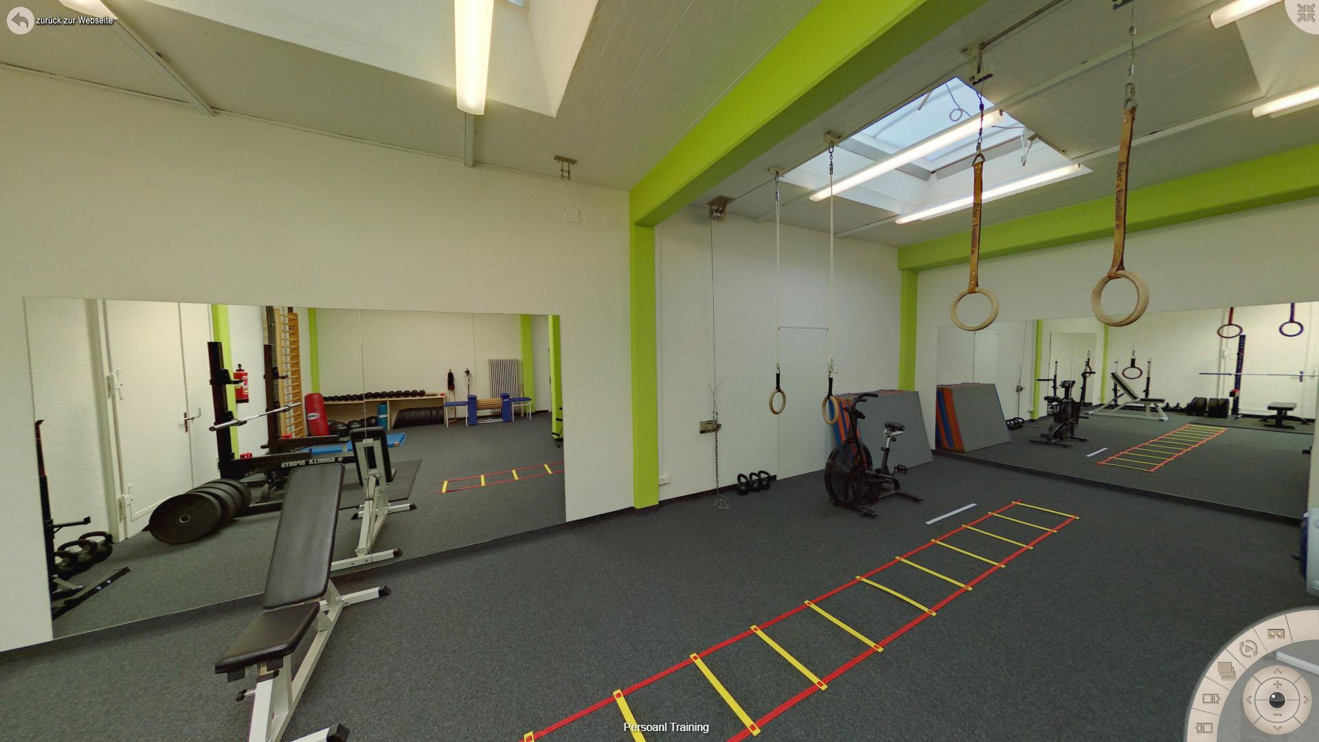 NFF Gymnastics Zuerich Personal Training