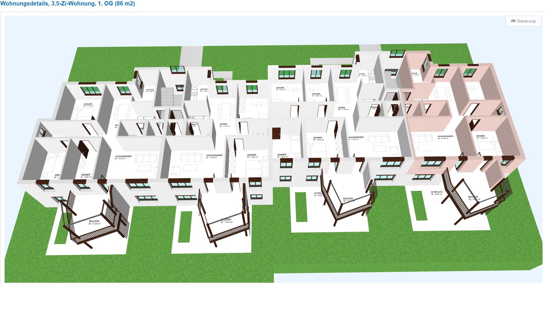 Immobilien Buchhalden in 3D _3