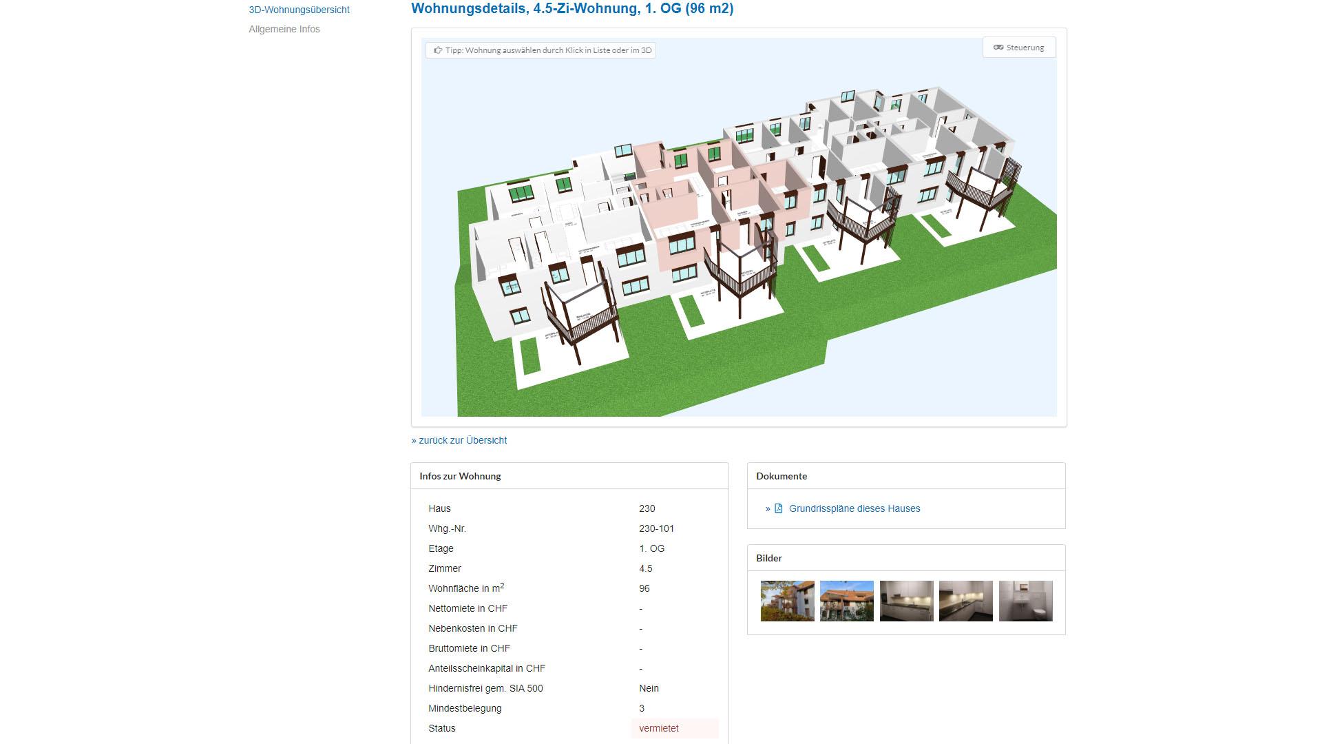 Immobilien Buchhalden in 3D _5