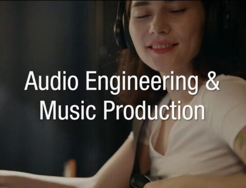 Fachvideo Audio Engineering